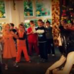 Bal jesienny - tańce