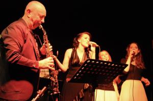 11.12.2014 Jazz Cafe Łomianki