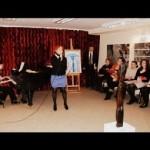 """Otwarcie wystawy """"Być Kobietą"""" Komorniki 2012"""