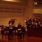 Koncert Dyplomowy, Dyrygentura Chóralna, Akademia Muzyczna, Poznań 2010