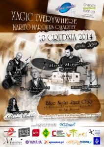 Plakat Marito Koncert